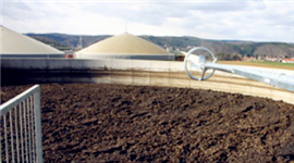 Environment-friendly Biogas Residue Treatment