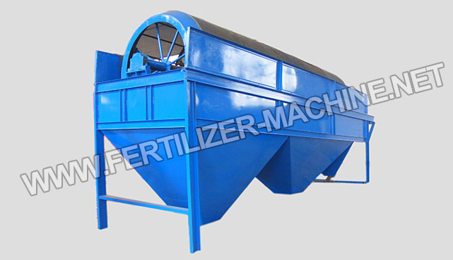 Rotary Drum Screening Machine