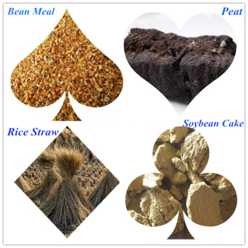 bio-organic fertilizer raw material