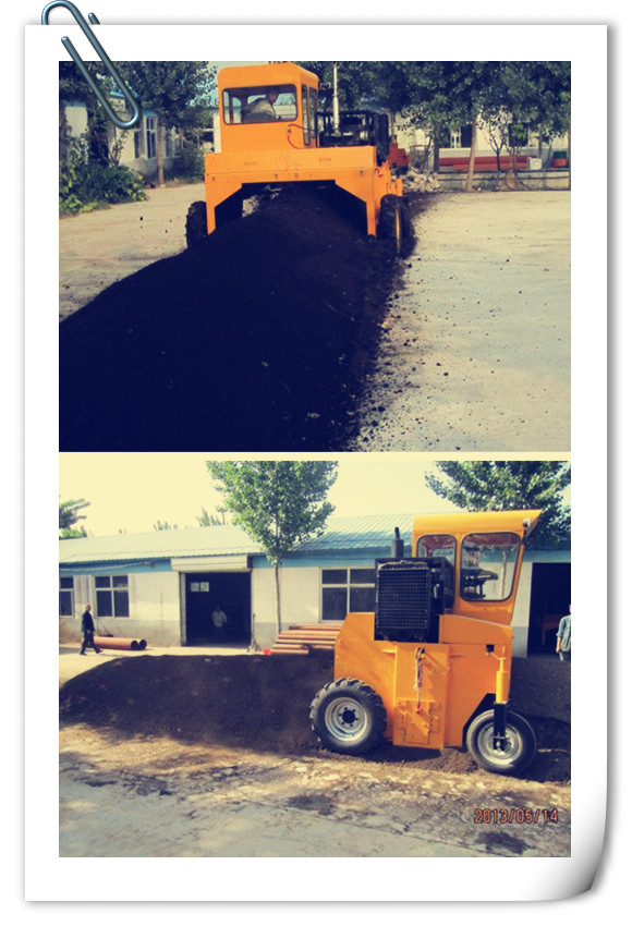 self_propelled_compost_windrow_turner