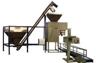 automatic fertilizer packaging machine