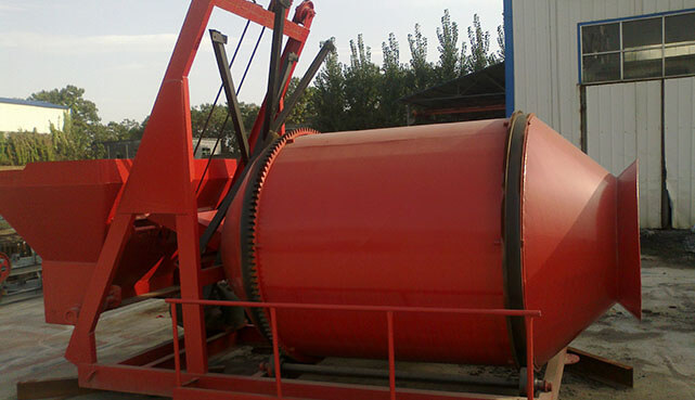 BB Fertilizer Batching Production Line