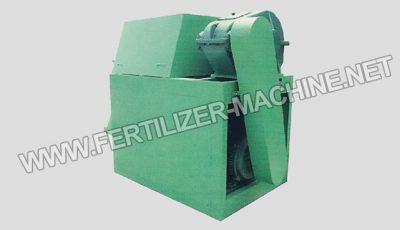 double roller extrusion granulator