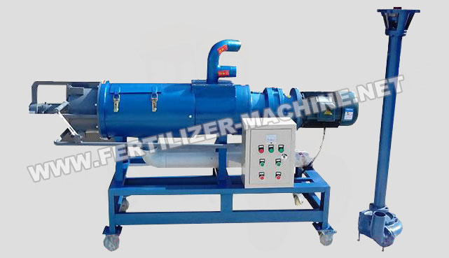 Screw Extrusion Dehydrator