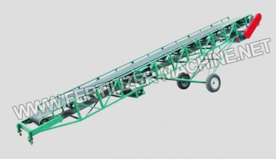 belt fertilizer conveyor