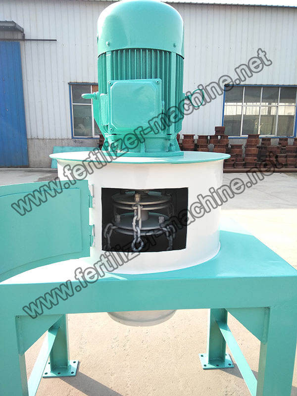 chain crusher machine