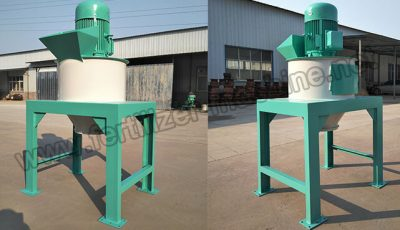 compound fertilizer chain crusher