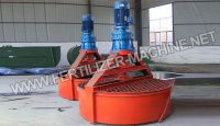 fertilizer pan mixer