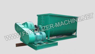 horizontal mixer