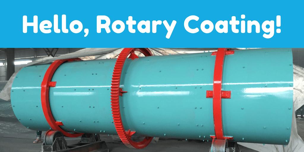 rotary coating