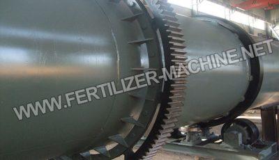 rotary drum drying machine