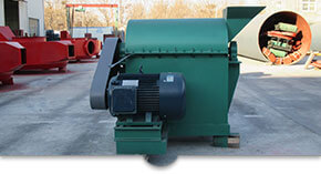 semi wet material crusher